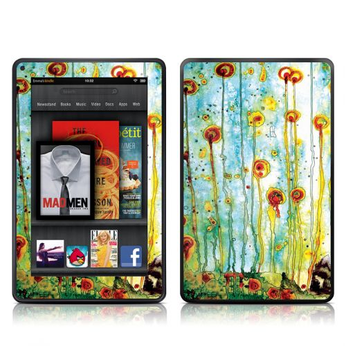 Beneath The Surface Amazon Kindle Fire Skin