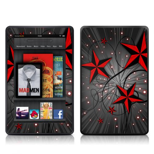 Chaos Amazon Kindle Fire Skin