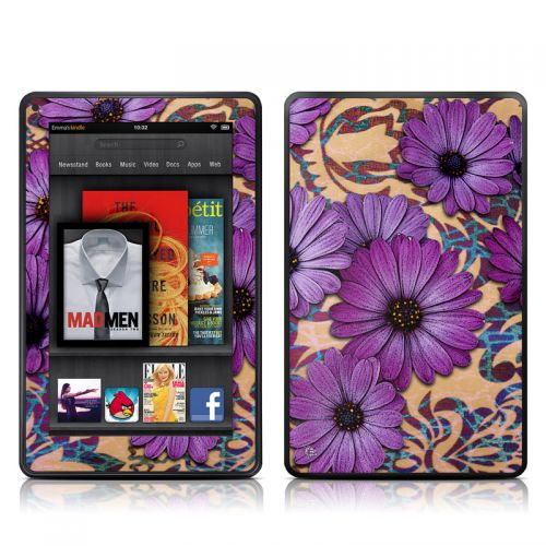 Daisy Damask Amazon Kindle Fire Skin