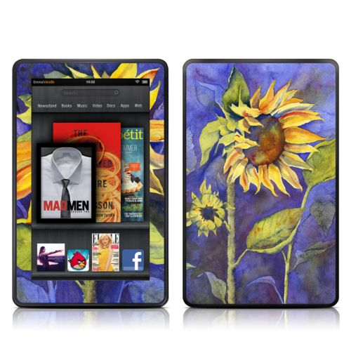 Day Dreaming Amazon Kindle Fire Skin