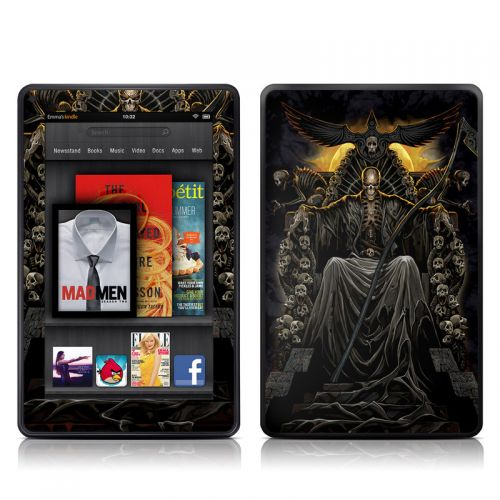 Death Throne Amazon Kindle Fire Skin