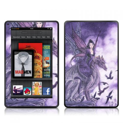 Dragon Sentinel Amazon Kindle Fire Skin