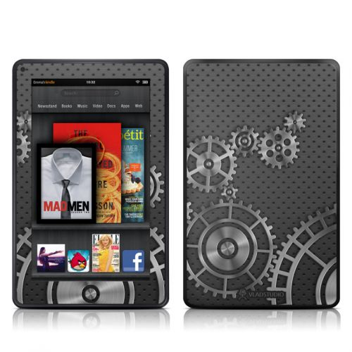 Gear Wheel Amazon Kindle Fire Skin