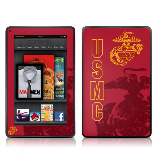 Heritage Amazon Kindle Fire Skin