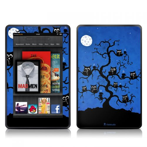 Internet Cafe Amazon Kindle Fire Skin