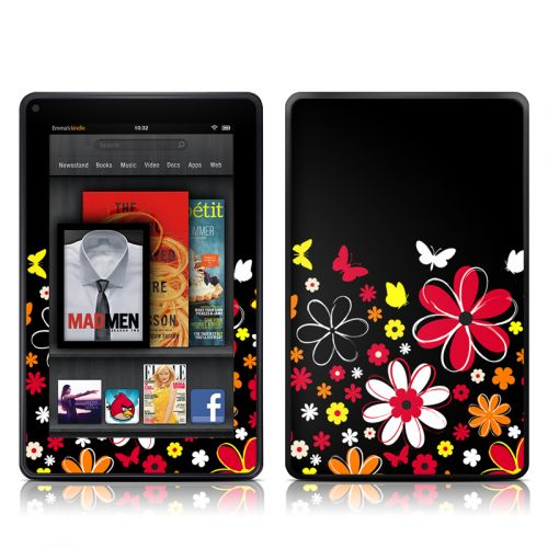 Laurie's Garden Amazon Kindle Fire Skin