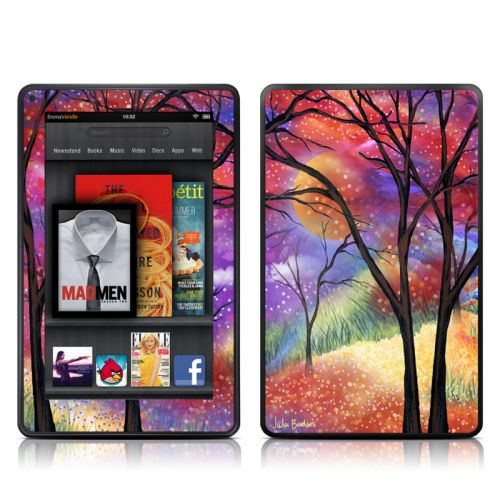 Moon Meadow Amazon Kindle Fire Skin