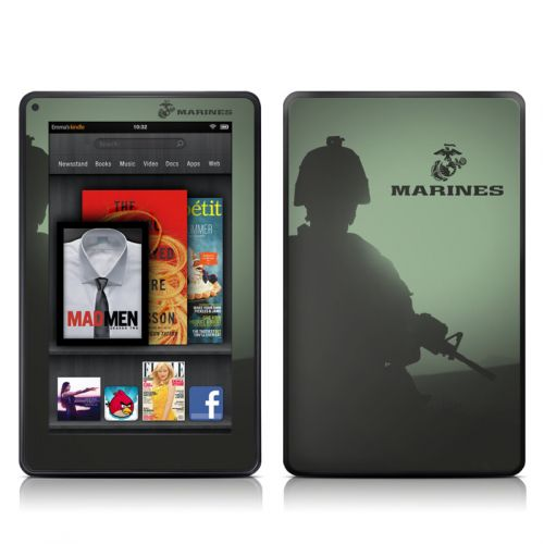 Night Vision Amazon Kindle Fire Skin