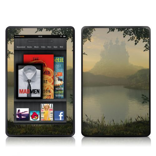 Once Upon A Time Amazon Kindle Fire Skin