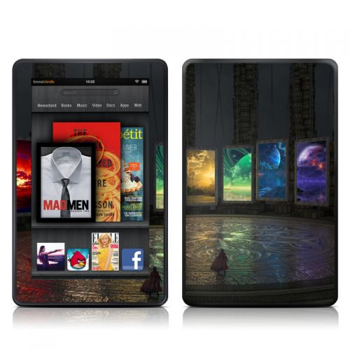 Portals Amazon Kindle Fire Skin