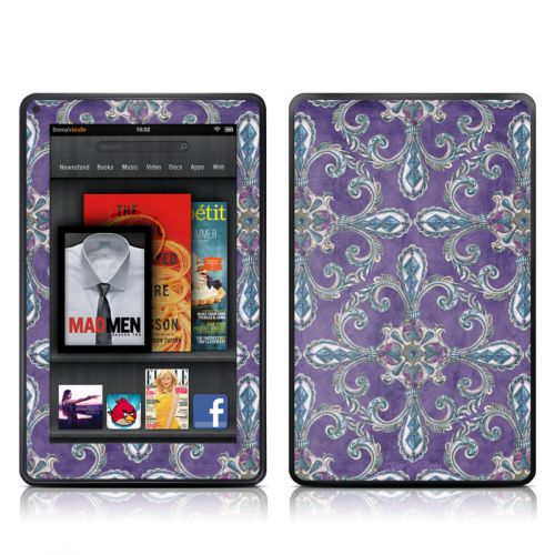 Royal Crown Amazon Kindle Fire Skin