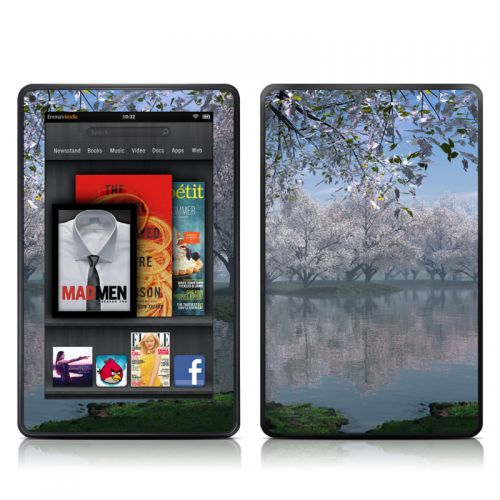 Sakura Amazon Kindle Fire Skin