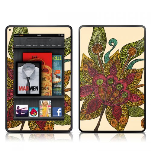 Spring Flower Amazon Kindle Fire Skin