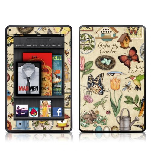 Spring All Amazon Kindle Fire Skin