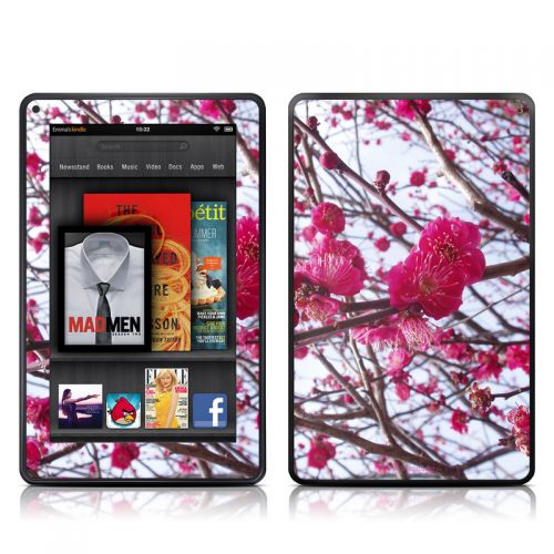 Spring In Japan Amazon Kindle Fire Skin