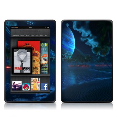 Thetis Nightfall Amazon Kindle Fire Skin