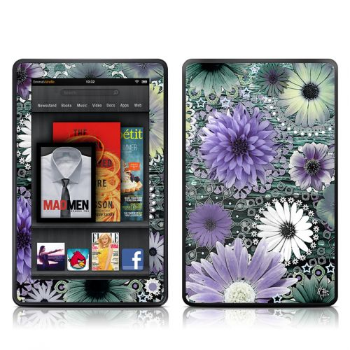 Tidal Bloom Amazon Kindle Fire Skin