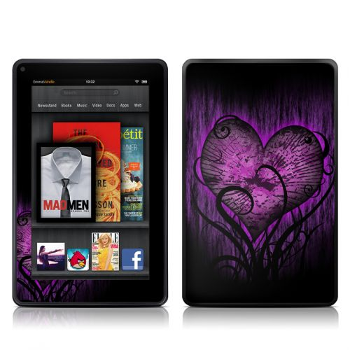 Wicked Amazon Kindle Fire Skin