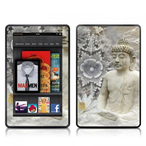 Winter Peace Amazon Kindle Fire Skin