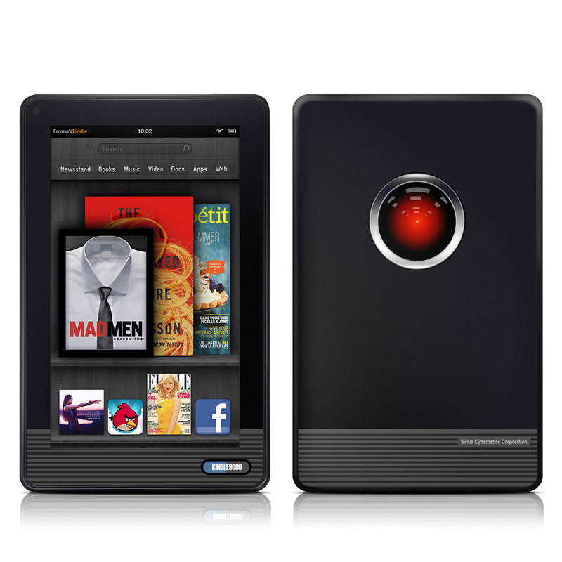 9000 Amazon Kindle Fire Skin
