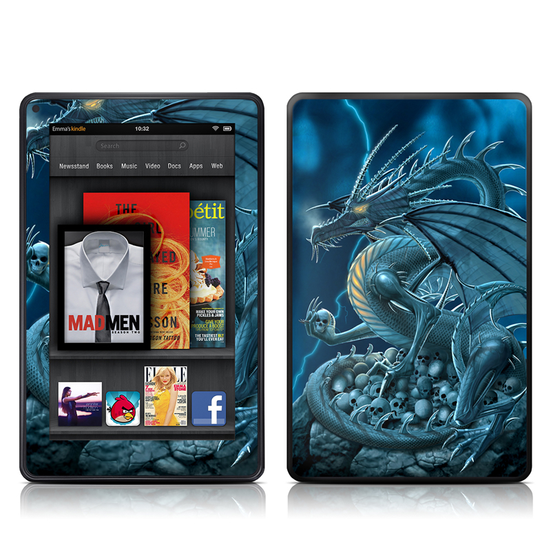 Abolisher Amazon Kindle Fire Skin