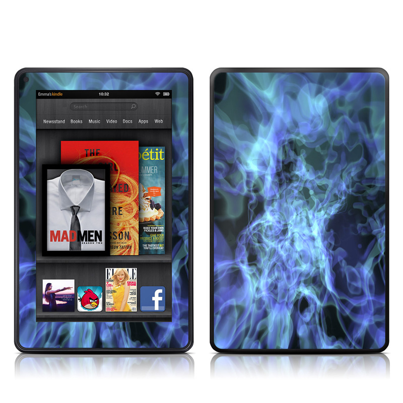Absolute Power Amazon Kindle Fire Skin