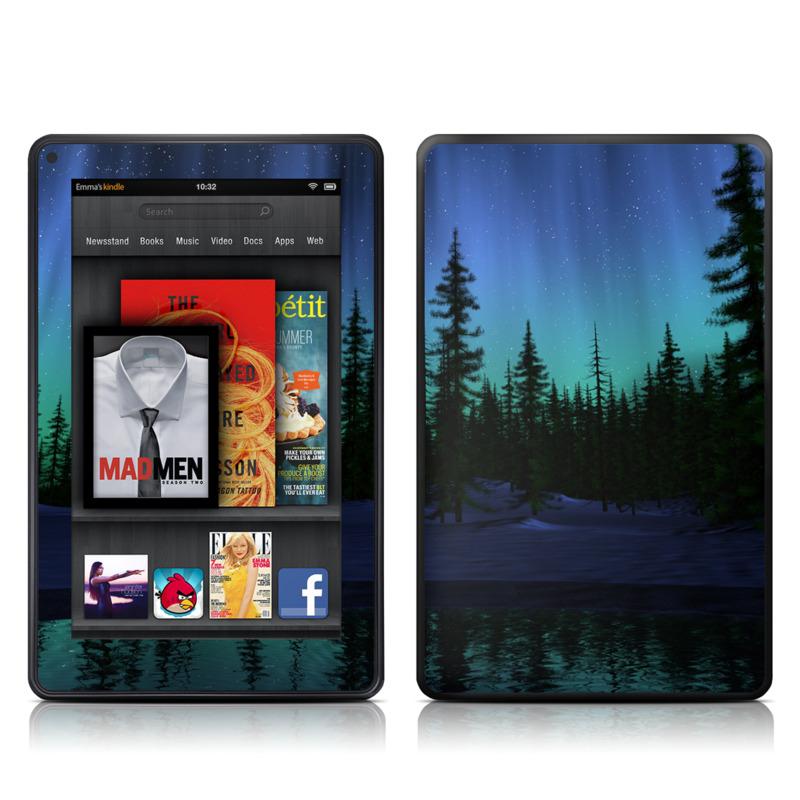 Aurora Amazon Kindle Fire Skin