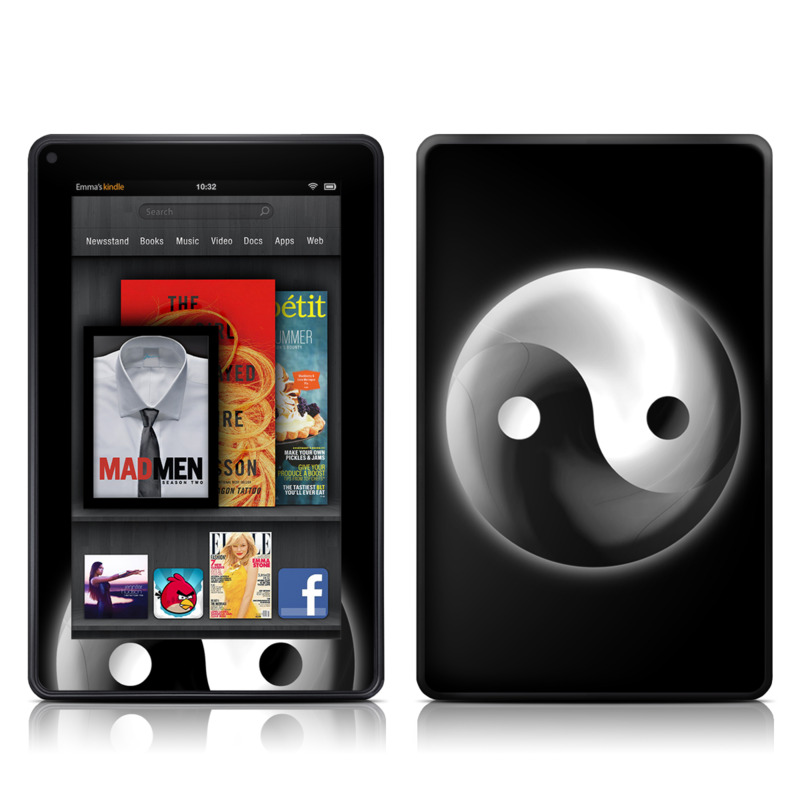 Balance Amazon Kindle Fire Skin