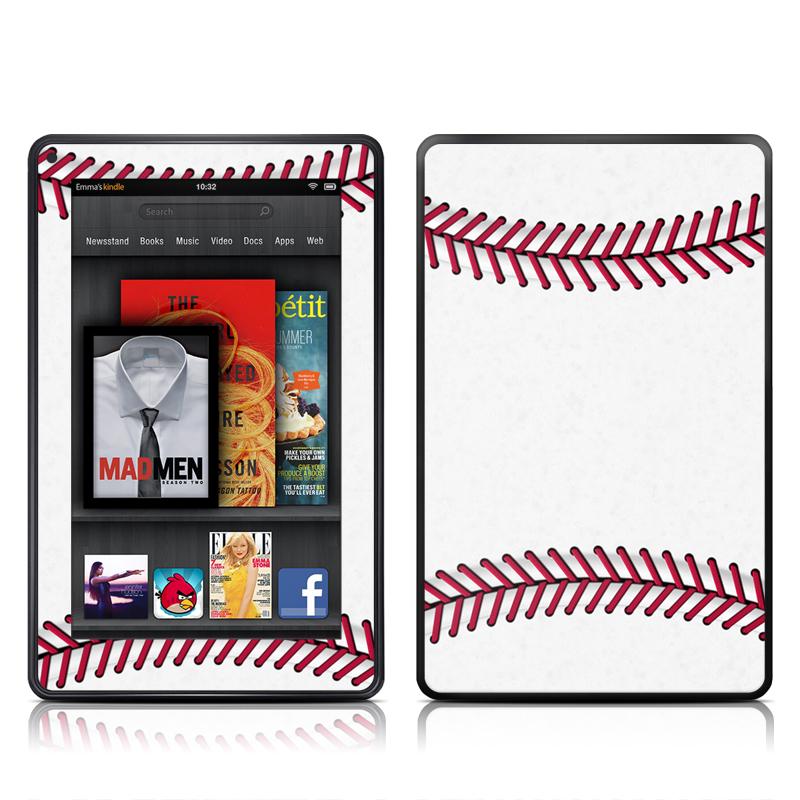 Baseball Amazon Kindle Fire Skin