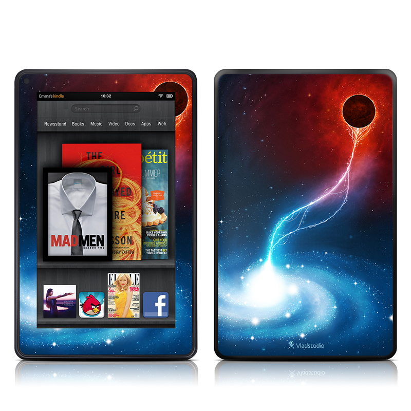 Black Hole Amazon Kindle Fire Skin