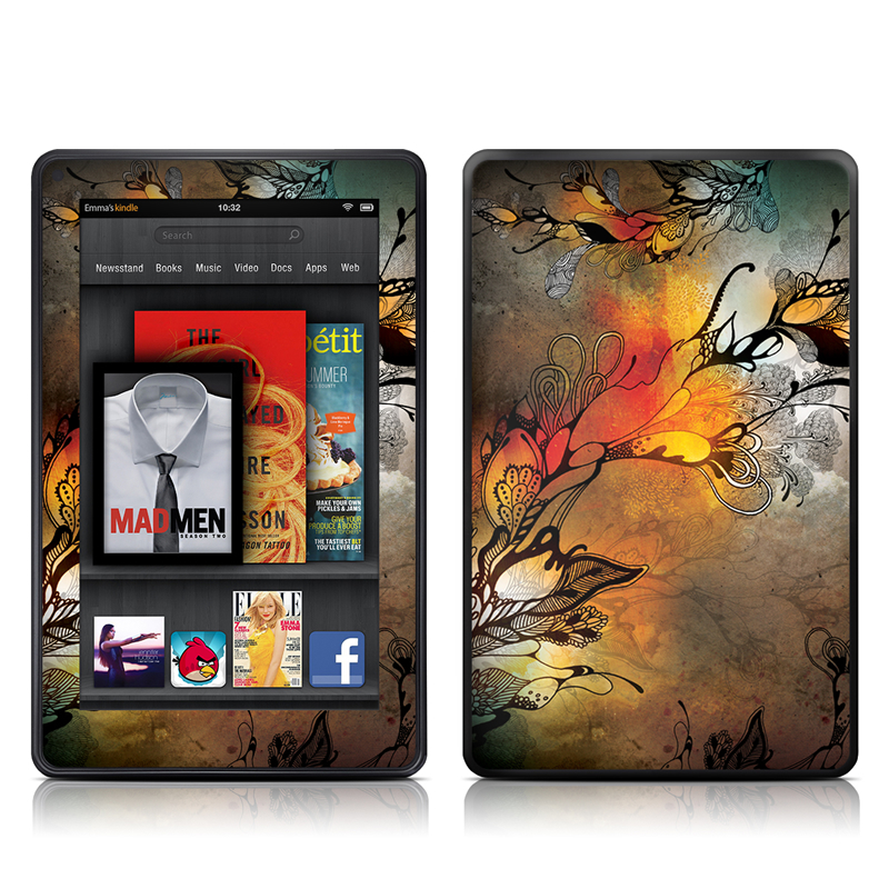 Before The Storm Amazon Kindle Fire Skin