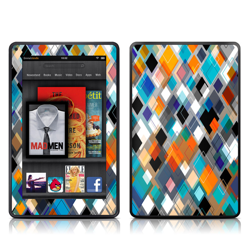 Calliope Amazon Kindle Fire Skin