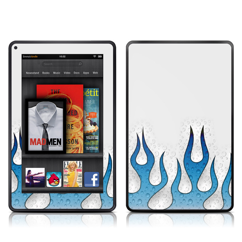 Chill Amazon Kindle Fire Skin