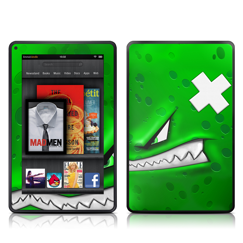 Chunky Amazon Kindle Fire Skin