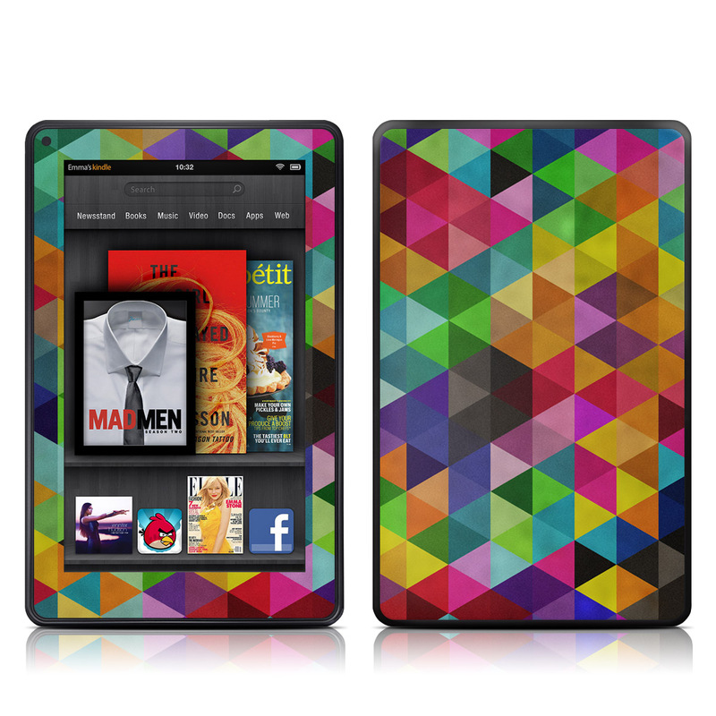 Connection Amazon Kindle Fire Skin
