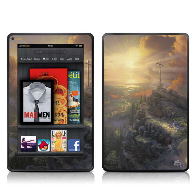 The Cross  Amazon Kindle Fire Skin