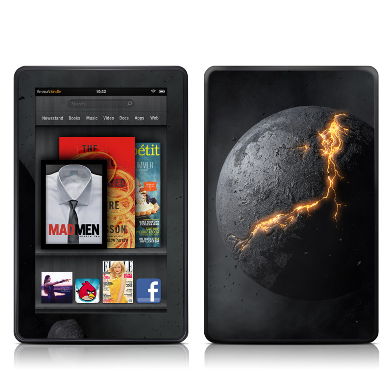 Crucible Amazon Kindle Fire Skin