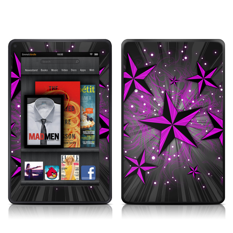 Disorder Amazon Kindle Fire Skin