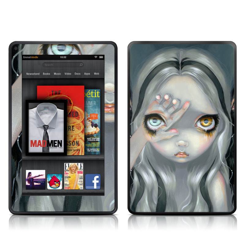 Divine Hand Amazon Kindle Fire Skin