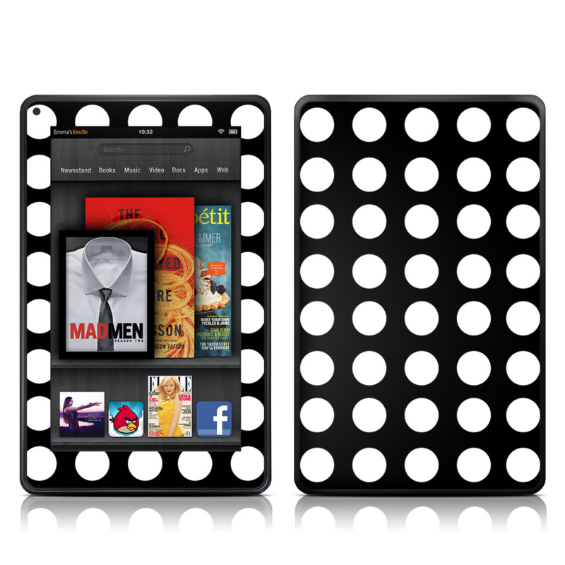 Dot Riot Amazon Kindle Fire Skin