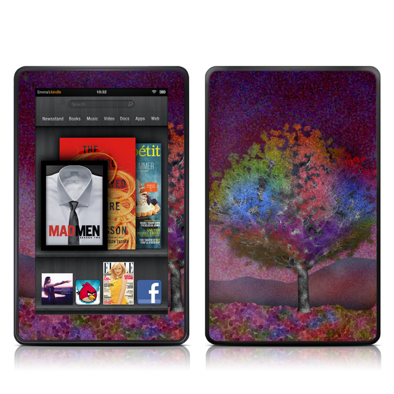 Escape Amazon Kindle Fire Skin