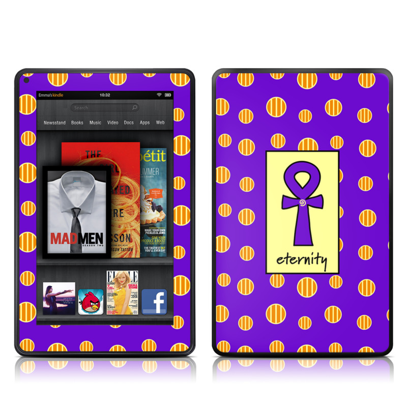 Eternity Amazon Kindle Fire Skin