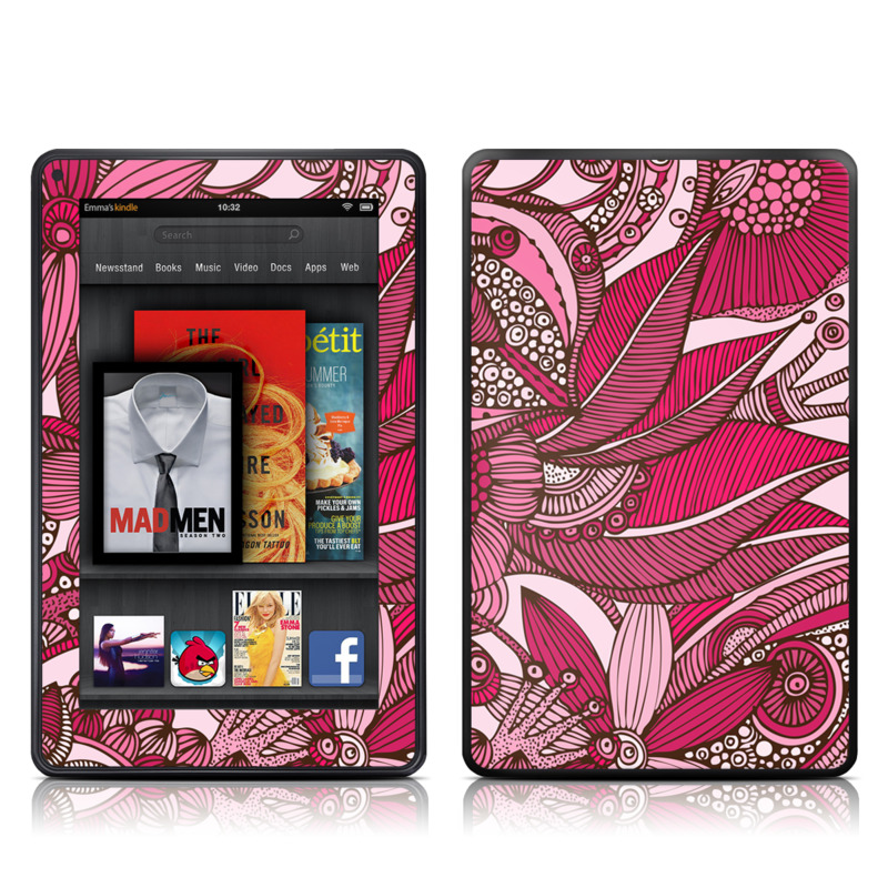Eva Amazon Kindle Fire Skin