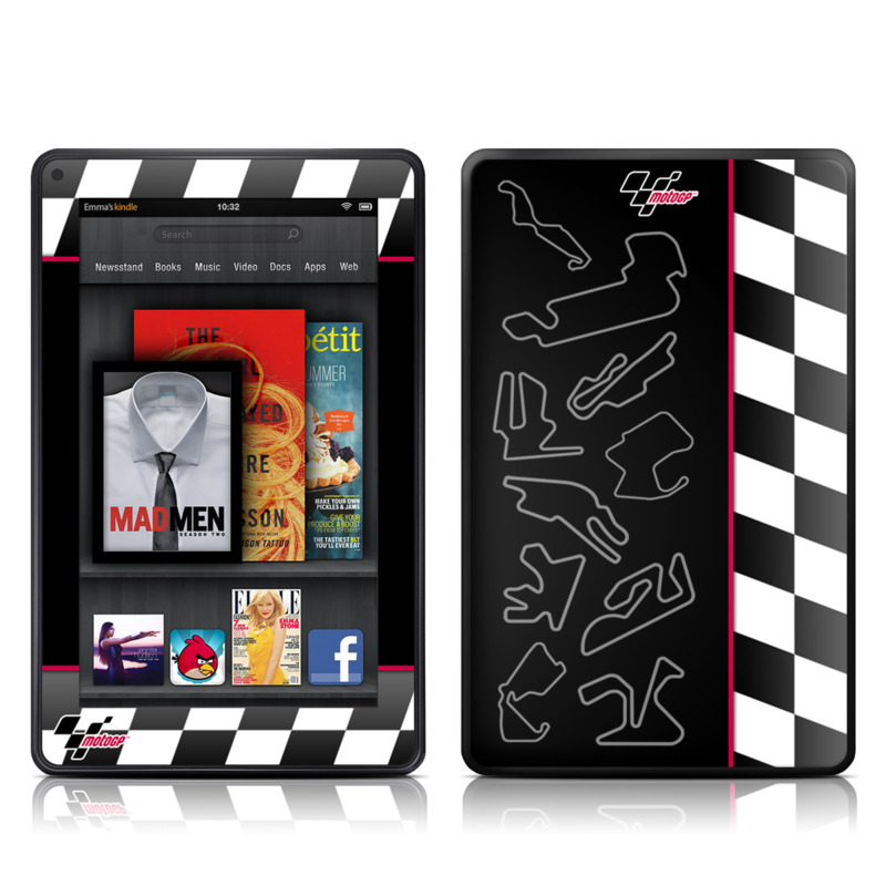 Finish Line Group Amazon Kindle Fire Skin