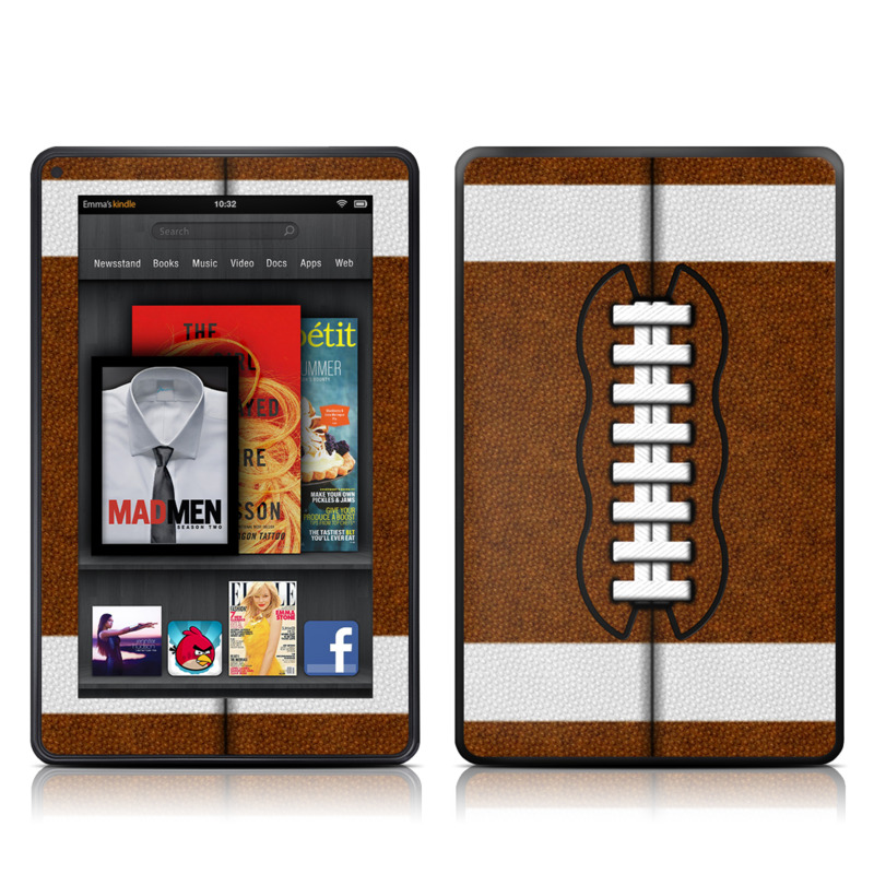 Football Amazon Kindle Fire Skin