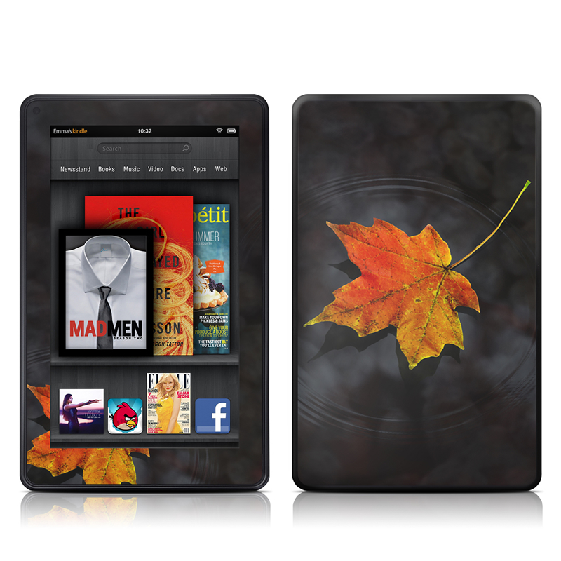 Haiku Amazon Kindle Fire Skin