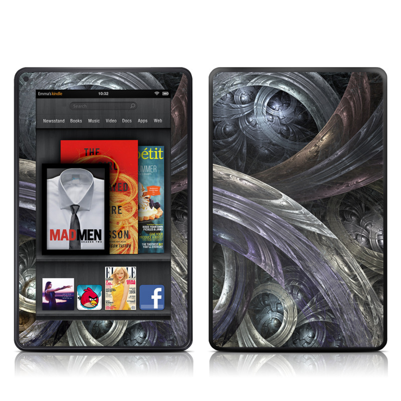 Infinity Amazon Kindle Fire Skin