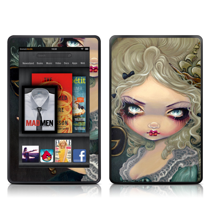 Marie Masquerade Amazon Kindle Fire Skin