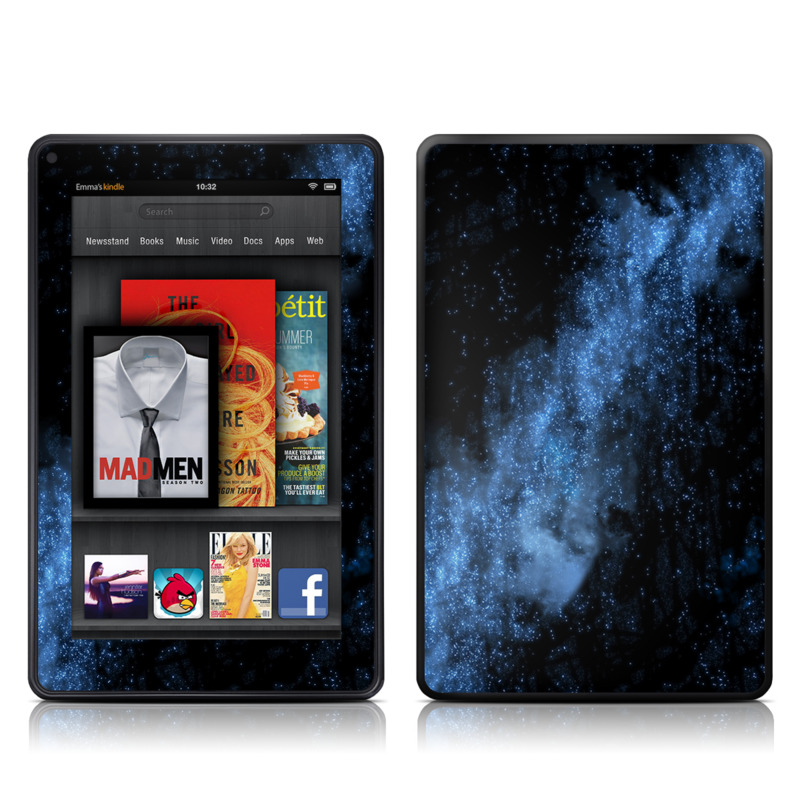 Milky Way Amazon Kindle Fire Skin