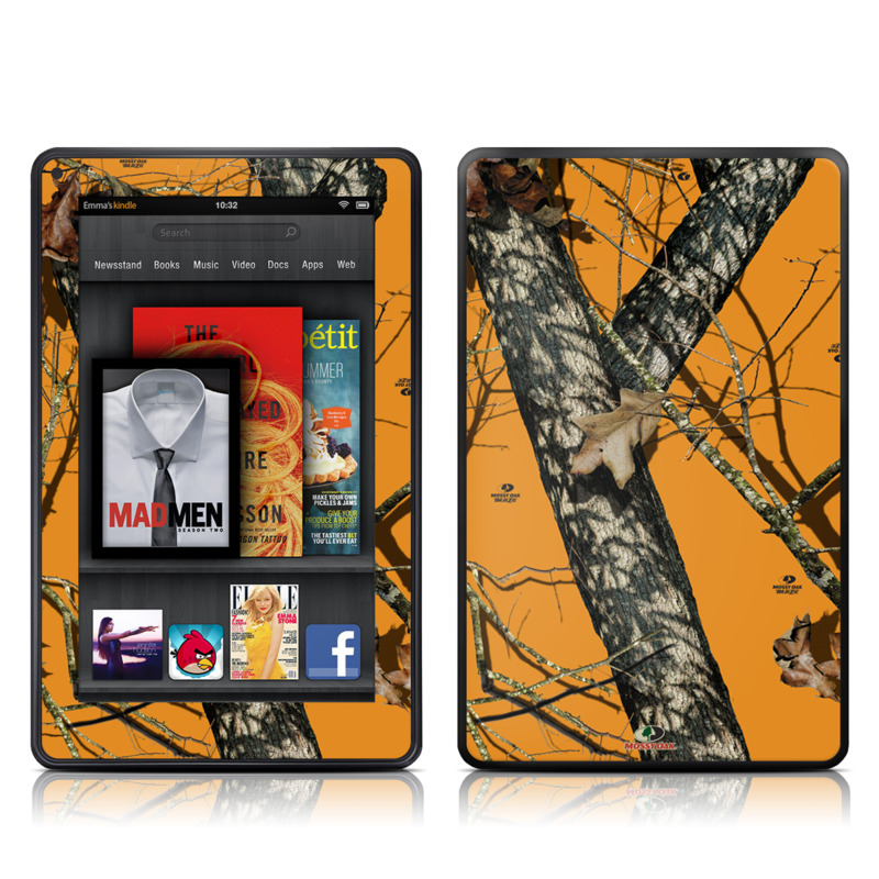 Blaze Amazon Kindle Fire Skin